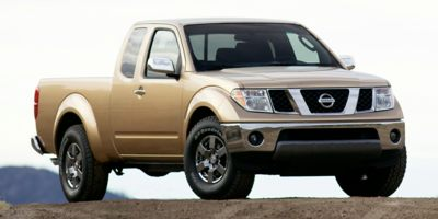 2014 Nissan Frontier SV Club Cab Pickup