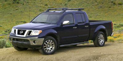 2014 Nissan Frontier SL Crew Pickup