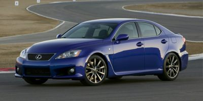 2014 Lexus IS F Sedan Lease Special