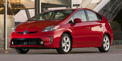 2014 Toyota Prius 5dr HB Two (Natl) Lease Special