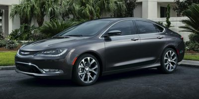 2015 Chrysler 200 LX  - C5008