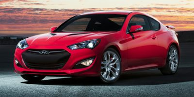 2014 Hyundai Genesis Coupe 2dr I4 2.0T Auto Lease Special