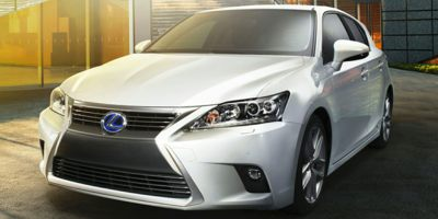 2014 Lexus CT 200h 5dr Sdn Hybrid Lease Special
