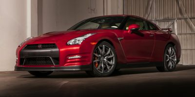 2015 Nissan GT-R Black Edition Coupe