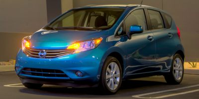 2015 Nissan Versa Note S Plus Hatchback 4 Dr.