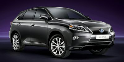 2015 Lexus RX 450h AWD 4dr Lease Special