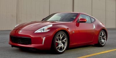 2015 Nissan 370Z COUPE Coupe