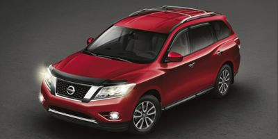 2015 Nissan Pathfinder SV available in Sioux City and Des Moines
