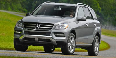 2015 Mercedes-Benz M-Class RWD 4dr ML350 Lease Special