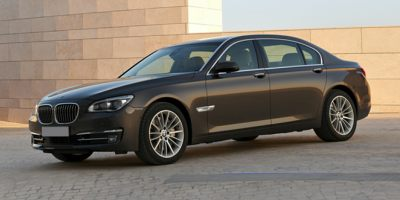 2015 BMW 7 Series 4dr Sdn 740i RWD Lease Special