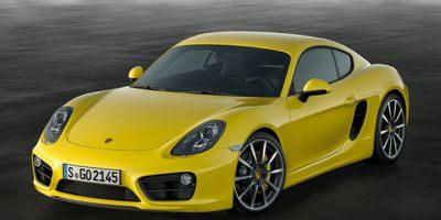2015 Porsche Cayman 2dr Cpe S Lease Special