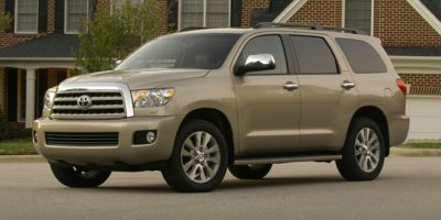 2015 Toyota Sequoia Platinum available in Sioux Falls and Watertown