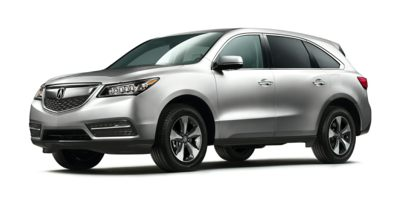 2015 Acura MDX FWD 4dr Lease Special