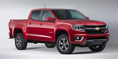 2016 Chevrolet Colorado  Z71 available in Clinton and Des Moines