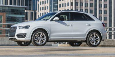 2015 Audi Q3 FrontTrak 4dr 2.0T Premium Plus Lease Special