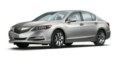 2015 Acura RLX 4dr Sdn Lease Special