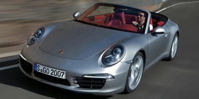 2015 Porsche 911 2dr Cabriolet Carrera Lease Special