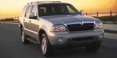 Lincoln Aviator 2003
