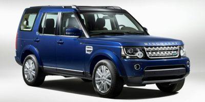 Lease 2016 Land Rover LR4 $624.00/MO