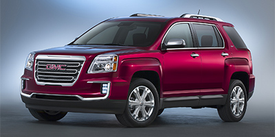 2017 GMC Terrain SLT available in Clinton and Des Moines