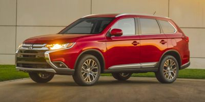 2016 Mitsubishi Outlander ES available in Sioux Falls and Cedar Rapids