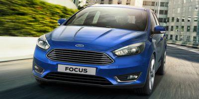 2015 Ford Focus 5dr HB SE Leather