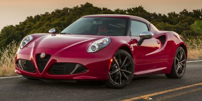 2015 Alfa Romeo 4C   available in Des Moines and Cedar Rapids