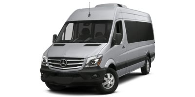 "2015 Mercedes-Benz Sprinter Passenger Vans  2500 170"" available in Iowa City and Fargo"