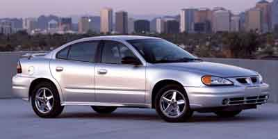 2003 Pontiac Grand Am 4D Sedan  for Sale  - R14772  - C & S Car Company