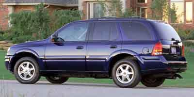 Oldsmobile Bravada 2004