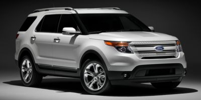 2014 Ford Explorer Limi