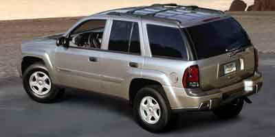 2003 Chevrolet TrailBlazer in Sioux Falls - 1 of 0