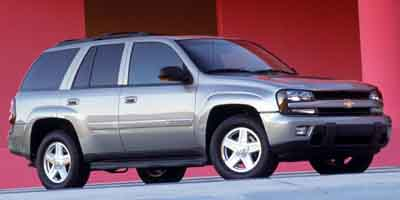 2003 Chevrolet TrailBlazer 4D Utility 4WD  for Sale  - R15049  - C & S Car Company