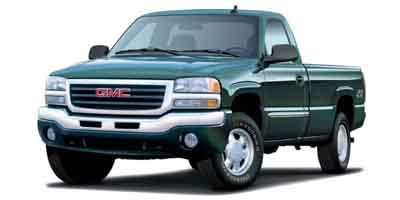 GMC Sierra 2500HD Reg Cab 133&quot; WB 4WD SL