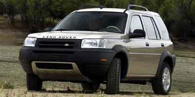 2003 Land Rover Freelander  - C6283D