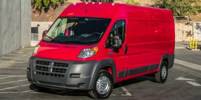"2016 Ram ProMaster Cargo Van 2500 High Roof 159"" WB available in Sioux Falls and Iowa City"