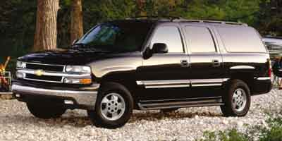 2004 Chevrolet Suburban 4WD  - X7246A 