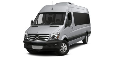 "2014 Mercedes-Benz Sprinter Passenger Vans 2500 170"" available in Sioux Falls and Des Moines"