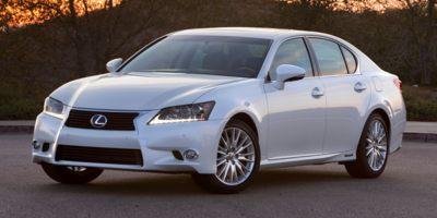 Lexus GS 450h 2015