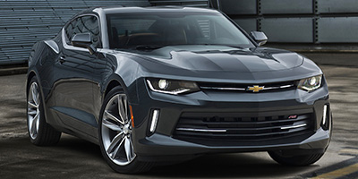 2017 Chevrolet Camaro LT available in Iowa City and Des Moines