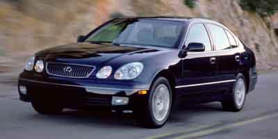 Lexus GS 300 2003