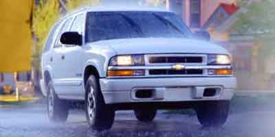 2003 Chevrolet Blazer LS 4