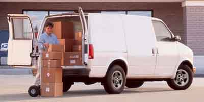 Chevrolet Astro Cargo Van 2003
