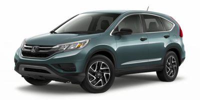 2016 Honda CR-V SE available in Iowa City and Watertown