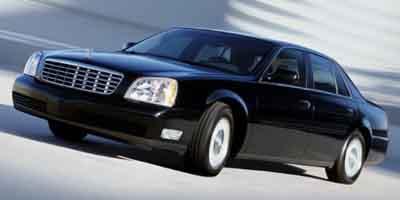 2003 Cadillac DeVille 4D Sedan  for Sale  - R14295  - C & S Car Company