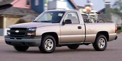 2003 Chevrolet Silverado 1500 Regular Cab  - 42520A