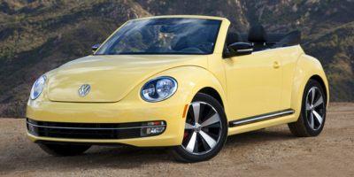Volkswagen Beetle Convertible 2014