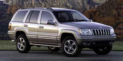 2003 Jeep Grand Cherokee Over