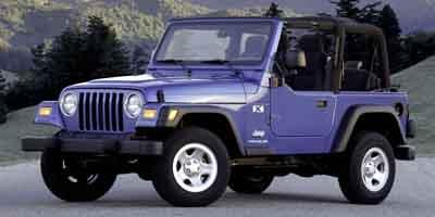 2003 Jeep Wrangler  - C5040A