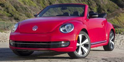 Volkswagen Beetle Décapotable 2016